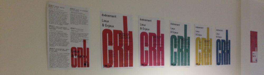 Les séminaires du CRH-LAVUE